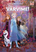 Multikasõbrale 2020. Lumekuninganna 2. Elsa ja Anna uued seiklused. Värvime!-0