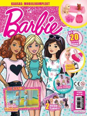Barbie 2020/04 - kingituseks mobiilikomplekt-0