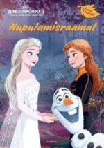 Lumekuninganna 2. Elsa ja Anna uued seiklused. Nuputamisraamat kleepsudega-0