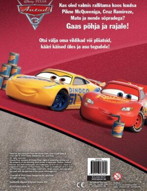Autod. Värvimisraamat-7806